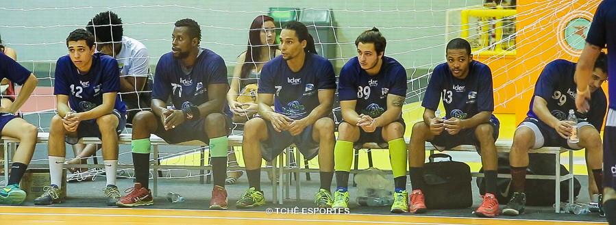 Equipe do Ribeirão Preto. (foto arquivo Tchê Esportes)