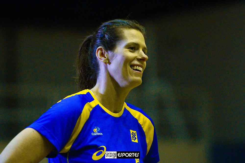 Dani Piedade. (foto arquivo Tchê Esportes)