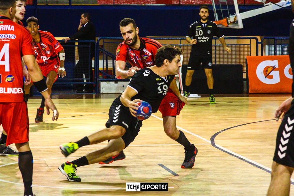 Liga Nacional Masculina - Conferência Sul/Sudeste (foto André Pereira / Tchê Esportes)