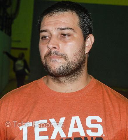 Danilo Silva, Técnico de Cubatão