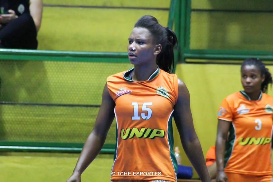 Artilheira – Thaís Marcondes, Osasco, com 7 gols. Foto: André Pereira / Tchê Esportes