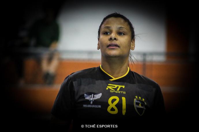 Rosária da Silva, do Taubaté.(foto arquivo Tchê Esportes)