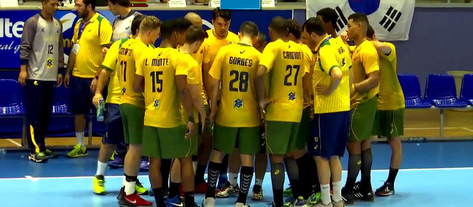 Seleção Brasileira estreia com derrota no Mundial Juvenil de Handebol