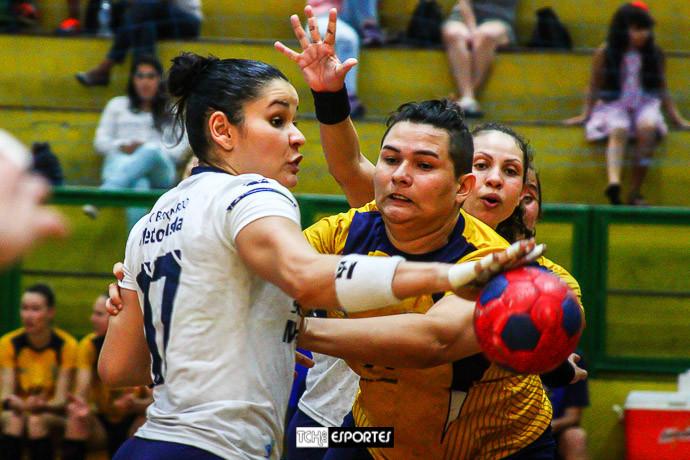 Guarulhos vs Taubaté  (arte Tchê Esportes)