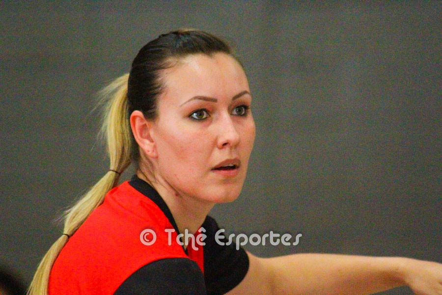 Fernanda Barbosa, Santo André. (foto arquivo Tchê Esportes)