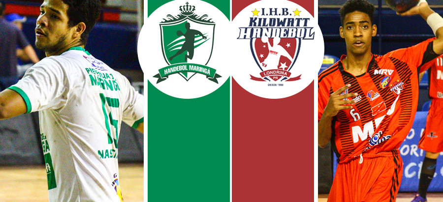 Conferência Sul/Sudeste da Liga Nacional Masculina de Handebol termina na segunda (6)
