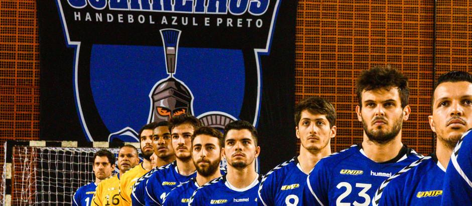 Pinheiros (SP) mantém a liderança na Conferência Sul/Sudeste da Liga Nacional Masculina de Handebol