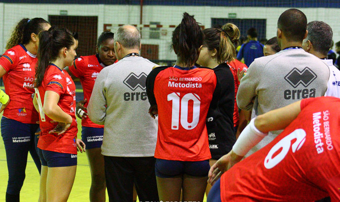 #Resumão Liga Feminina: Metodista vs Blumenau