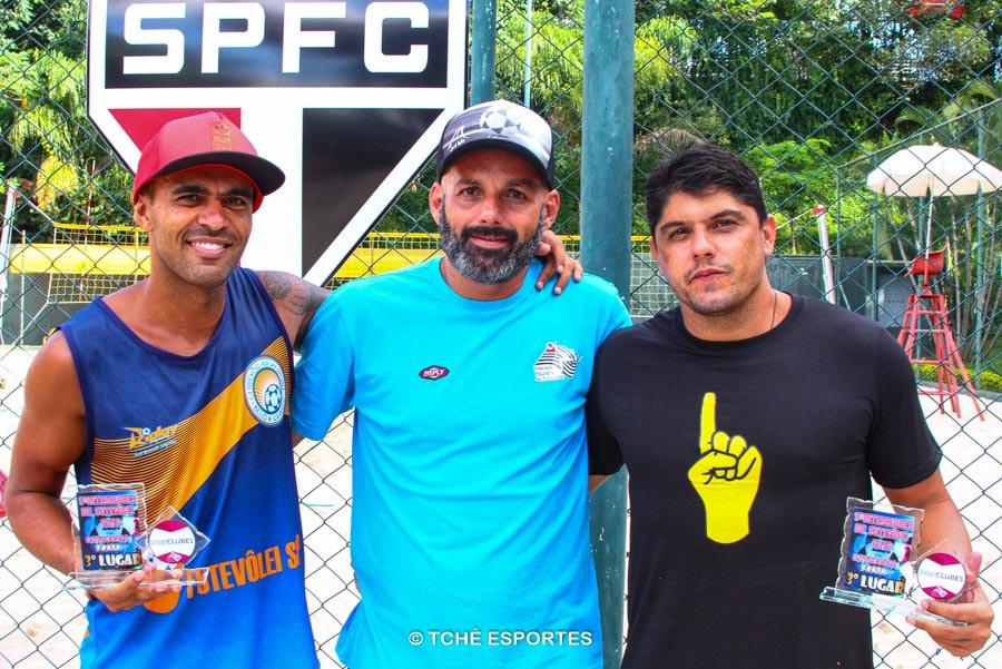 Hugo (esquerda) e Cabelo (direita). 3º lugar Prata. (foto André Pereira / Tchê Esportes)