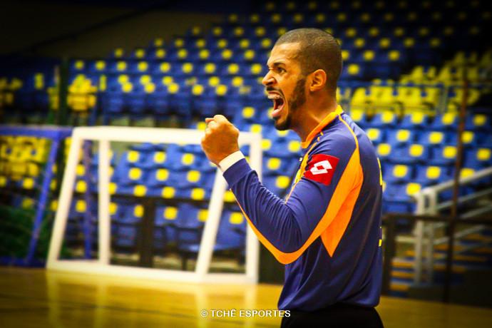 Alan Santos, da Hebraica (foto arquivo Tchê Esportes)