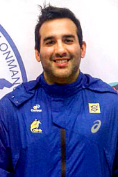 Danilo Gagliardi - Técnico de Goleiras. (foto Divulgação)
