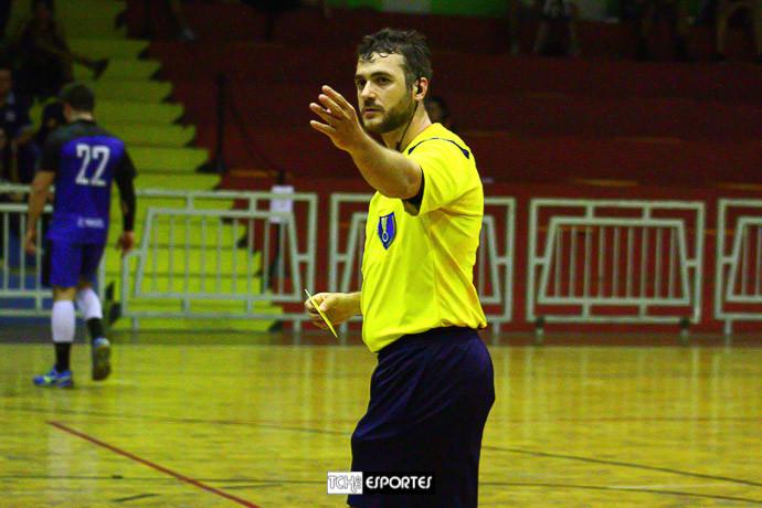 Adriano Rocha.  (foto André Pereira / Tchê Esportes)
