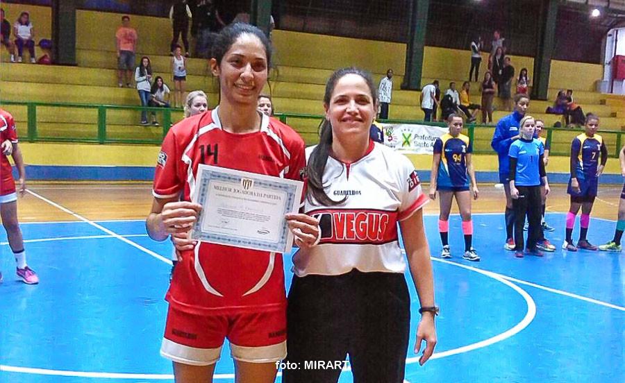 Adriana Morais, Guarulhos. (foto Mirart)