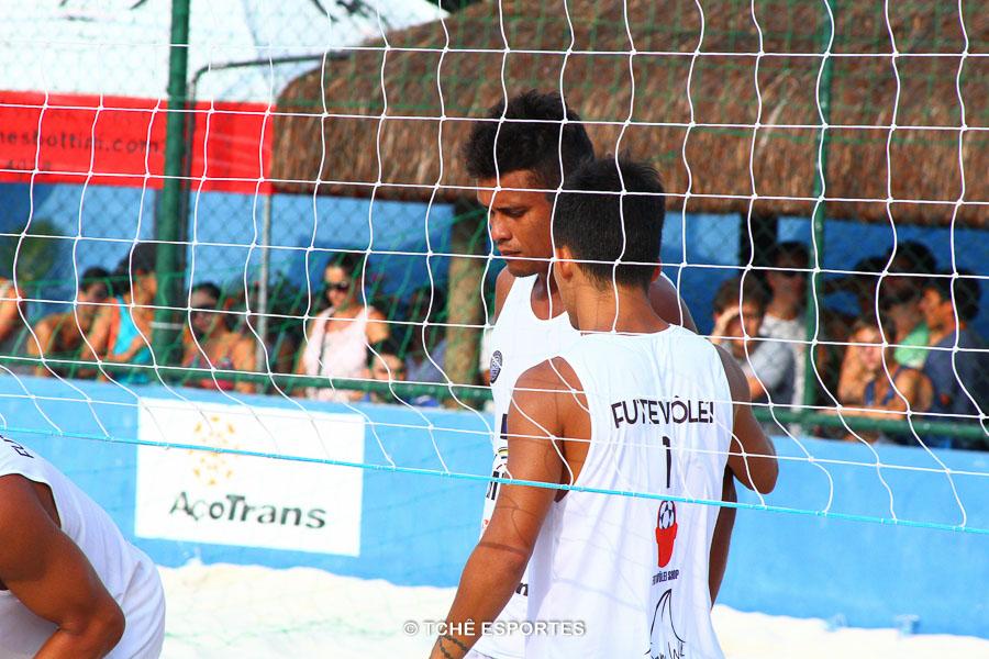 Semifinal Profissional: Bello/Gustavo vs Vinícius/Anderson Águia
