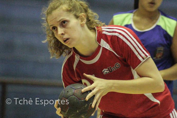 Bianca Santos (Guarulhos), artilheira do jogo com 6