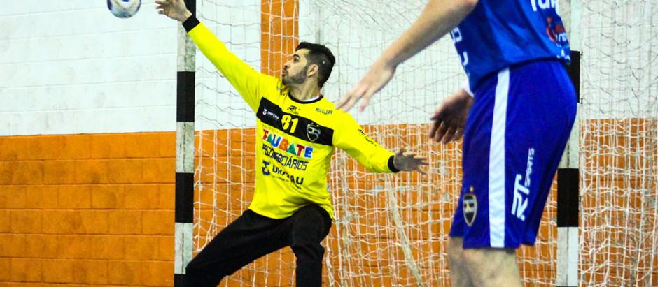 Taubaté (SP) se classifica em primeiro na Conferência Sul/Sudeste da Liga Masculina de Handebol