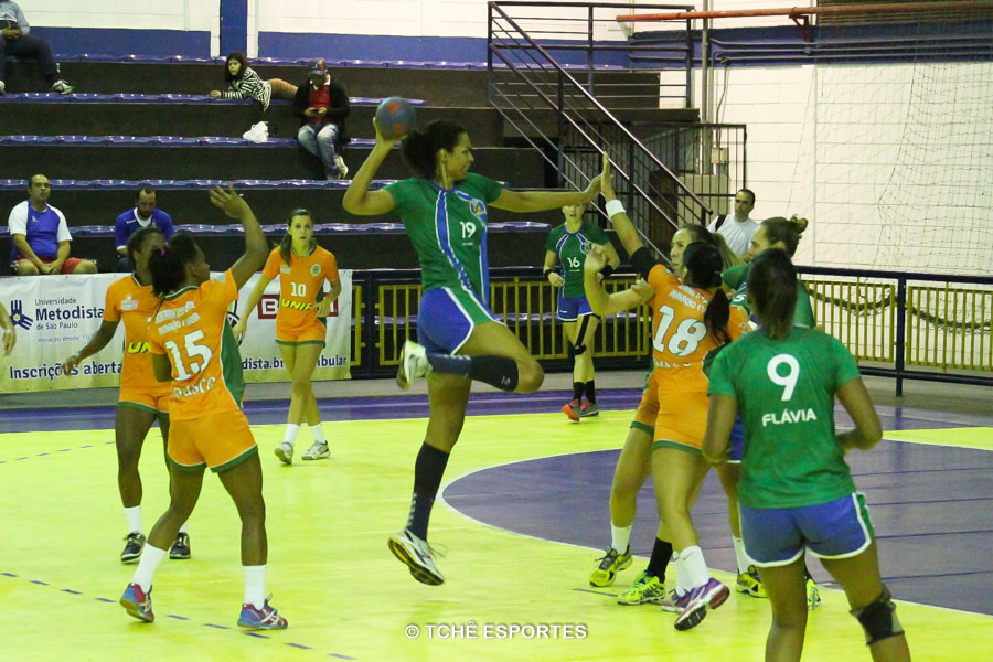 Santo André garante vaga na semifinal. Foto: André Pereira / Tchê Esportes