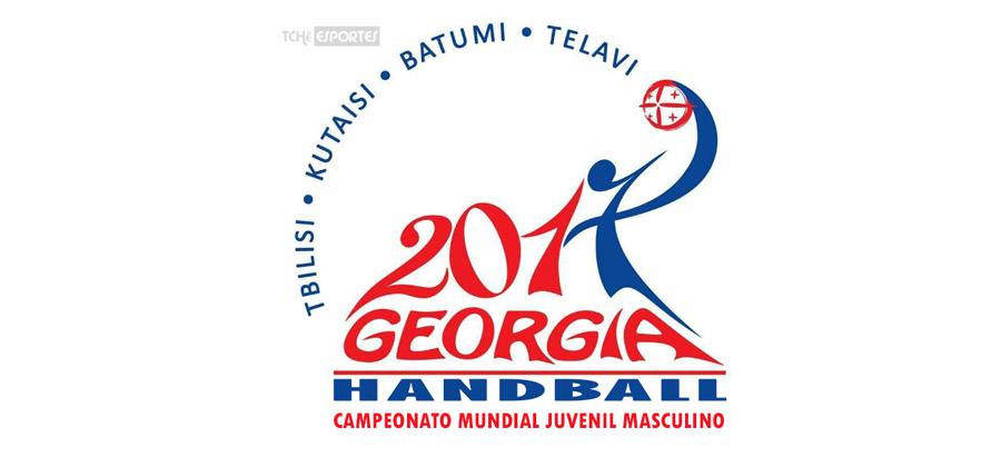 Seleção Juvenil Masculina de Handebol é definida para o Mundial da Geórgia