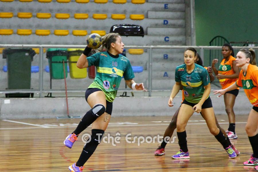 CEPE/Santos vence na baixada. (foto André Pereira / Tchê Esportes)