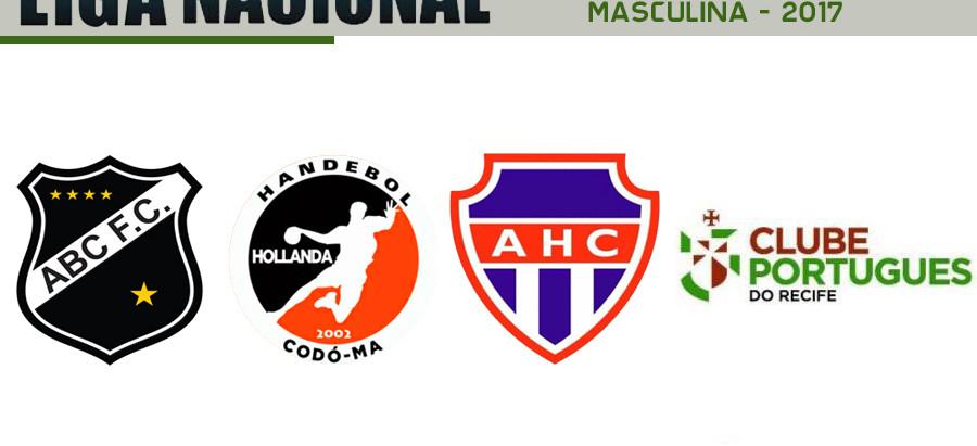 Conferência Nordeste da Liga Masculina de Handebol chega à fase final em Maceió (AL)