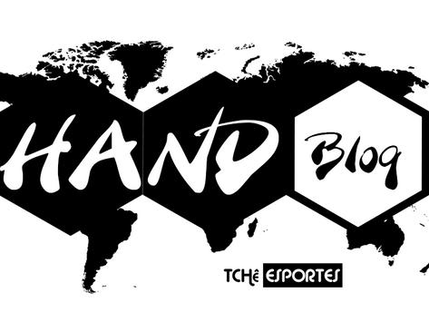 Mais espaço para várias áreas do handebol com o Handblog