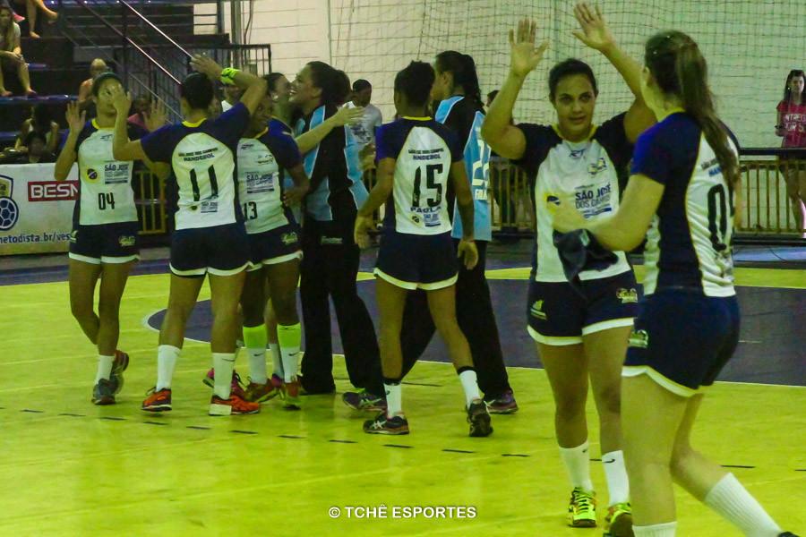 São José conquista o terceiro lugar. Foto: Marcio Rodrigues / Tchê Esportes