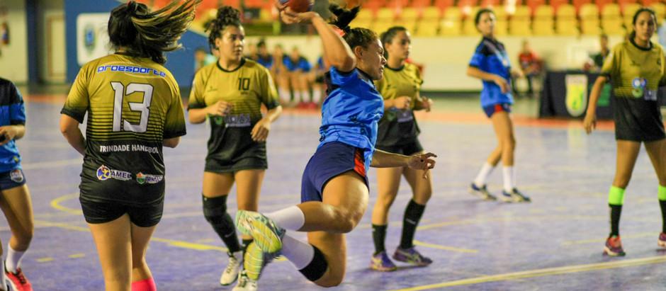 2ª rodada do feminino da Conferência Centro-Oeste da Liga Nacional de Handebol