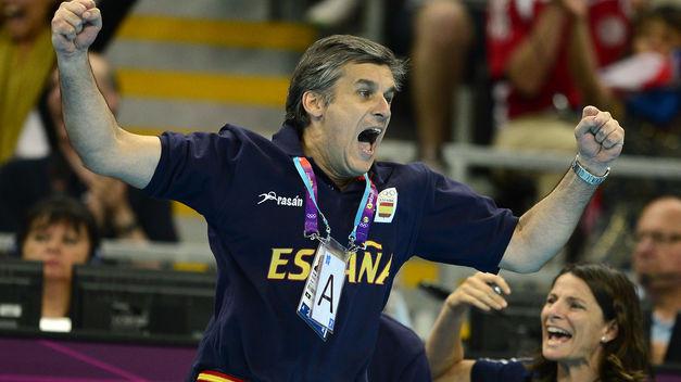 Jorge Dueñas vai comandar a Seleção Feminina de Handebol. (foto HTE Sports)