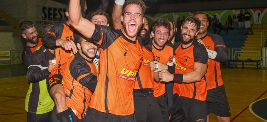 São Caetano vence Pinheiros no handebol masculino