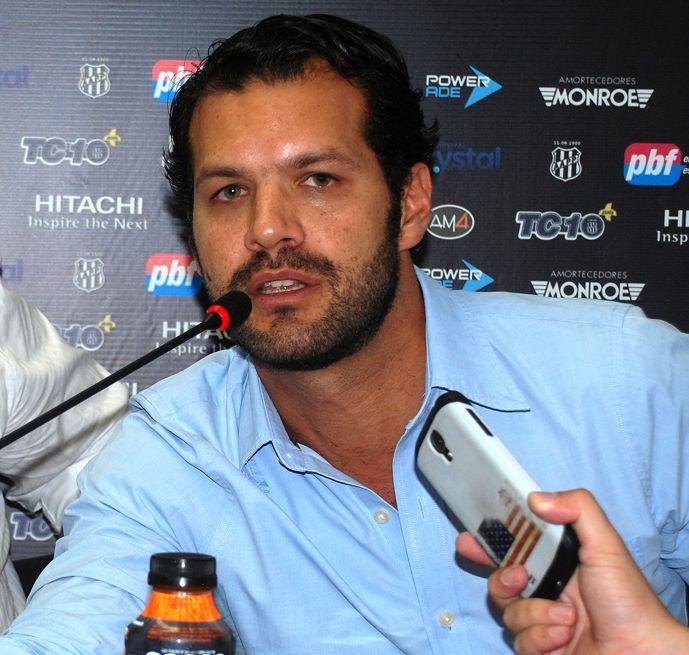 Eduardo Porto, co-diretor de Marketing da Ponte Preta