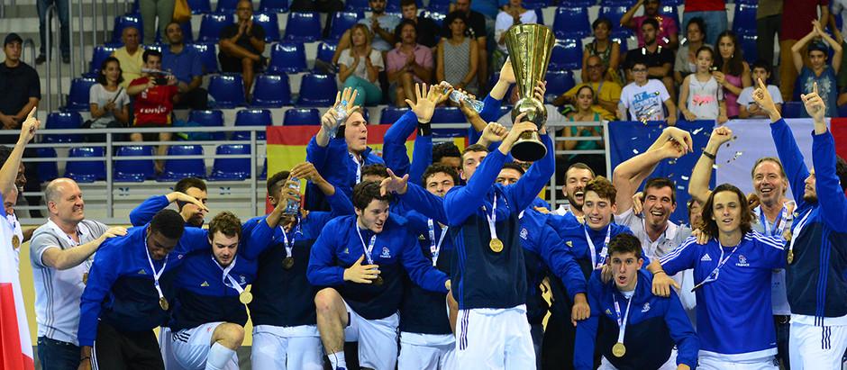 "Supremacia total dos ""Les Bleus"" no Mundial Juvenilde Handebol"