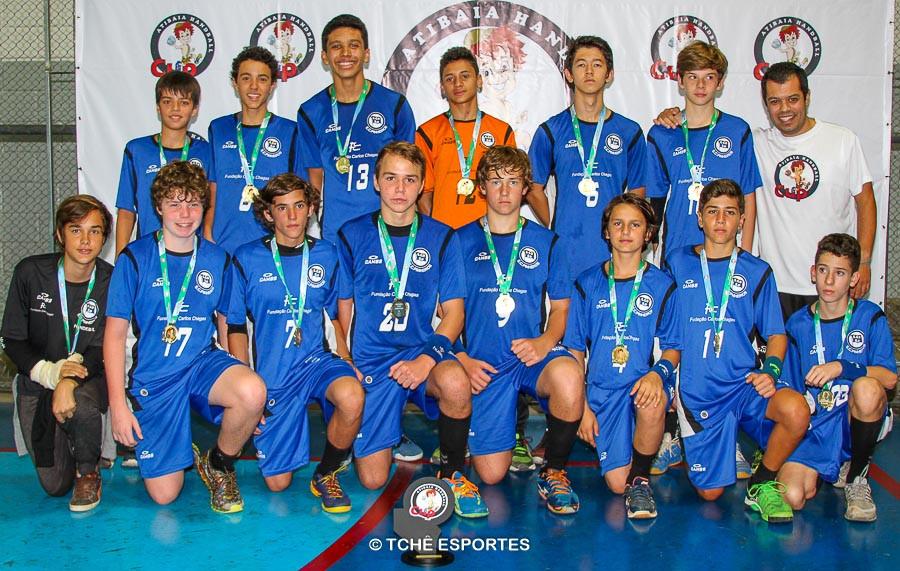 Campeão INFANTIL / EC Pinheiros. (foto Andre Pereira /Tchê Esportes)