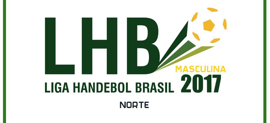 Encerrada a segunda rodada da Conferência Norte da Liga Masculina de Handebol nessa quinta (20)