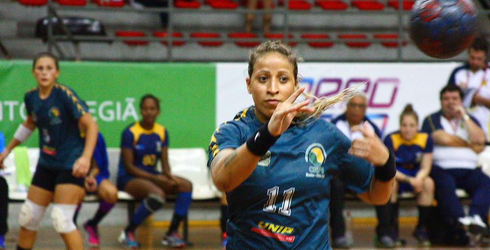 Tamires Costa, CEPE/Santos. (foto André Pereira / Tchê Esportes)