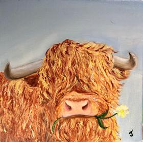 Covid Cow