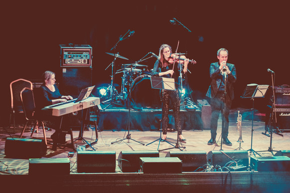 Helen Caddick - CantiaQuorum Quartet - I