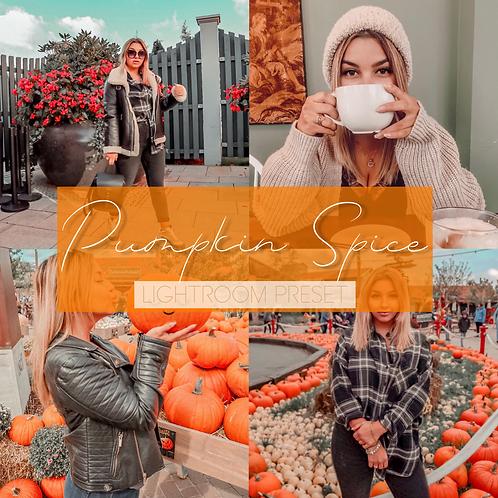Dianosaurier - Pumpkin Spice Preset 🍂