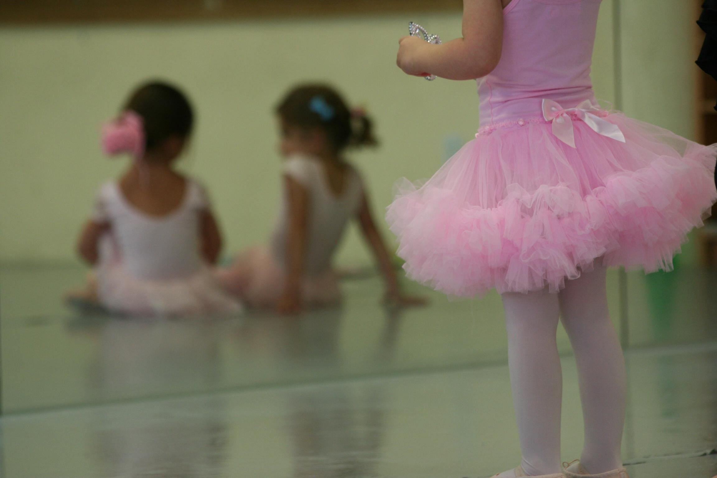 Pre Ballet Class