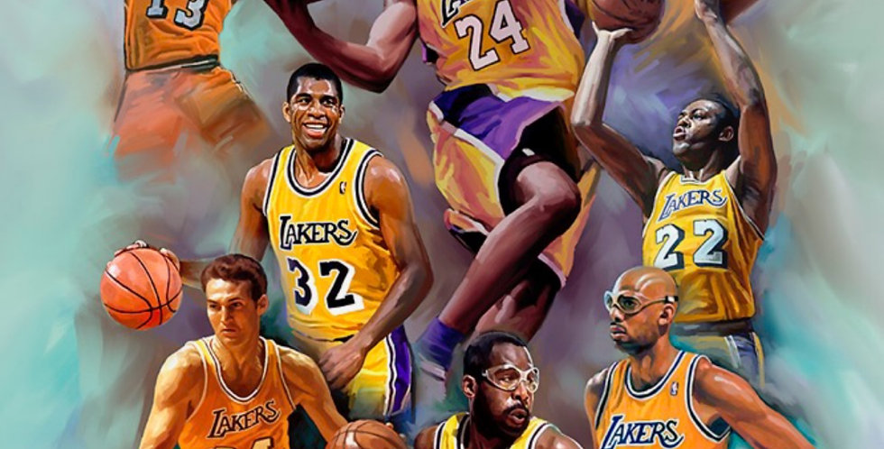 Laker Legends