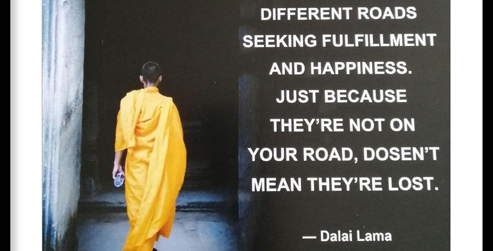 Dalai Lama PRINT 8x10