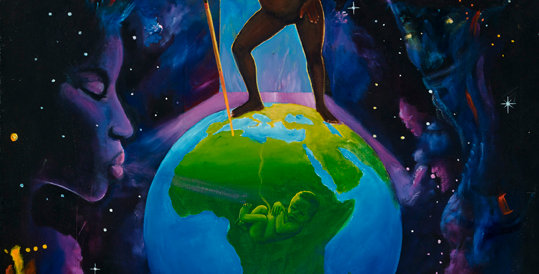 Mother Earth 8x10 PRINT