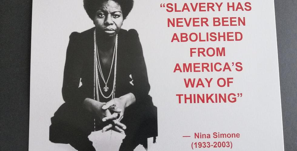 Nina Simone PRINT 8x10