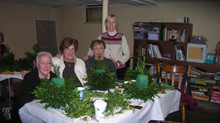 Getting together for a Boxwood Workshop