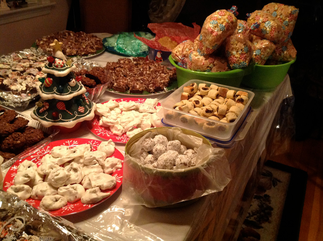 Annual Holiday Cookie Swap