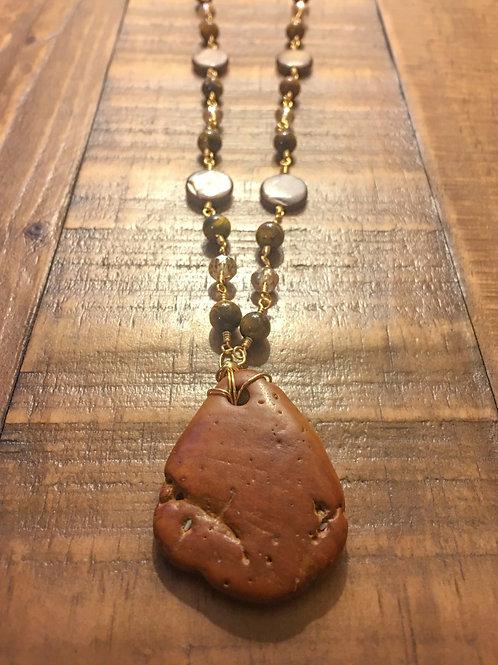 a delray treasure (necklace)