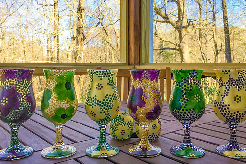 take me to the mardi gras ⋆ bloody-mary-style glasses