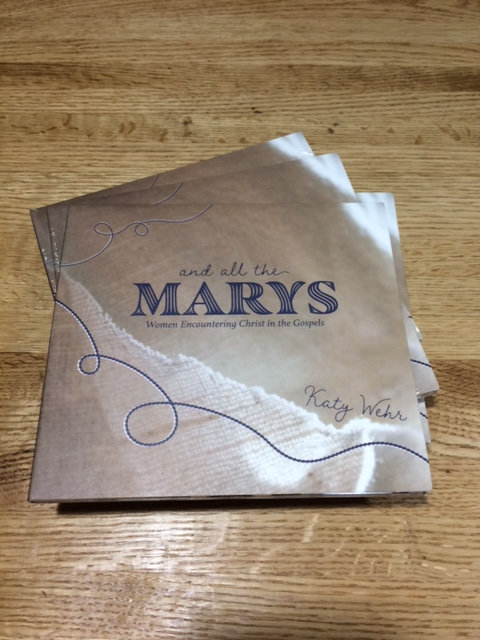 CD: And All the Marys by Katy Wehr