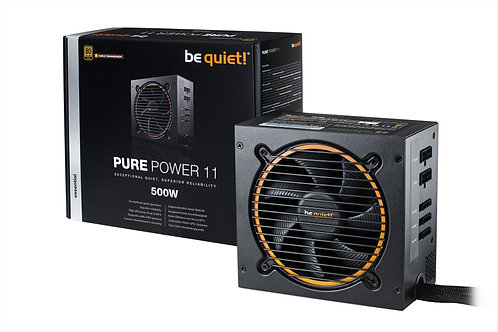 BE QUIET! PURE POWER 500W