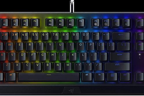 Keyboard Razer BlackWidow V3 Tenkeyless Green Switch