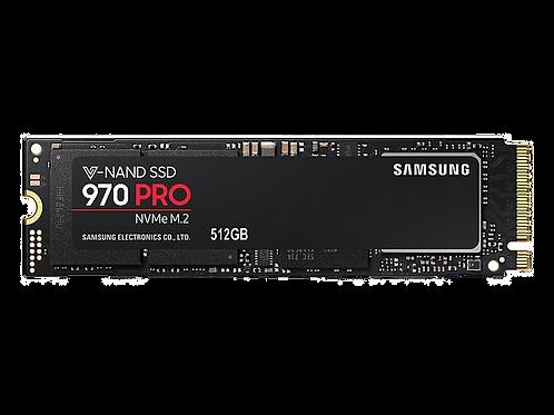 SSD M.2 Samsung NVMe 970 PRO 512GB PCIe 3.0 x4